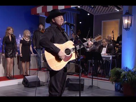 "Tracy Lawrence - ""Time Marches On"" Live on (CabaRay Nashville)"