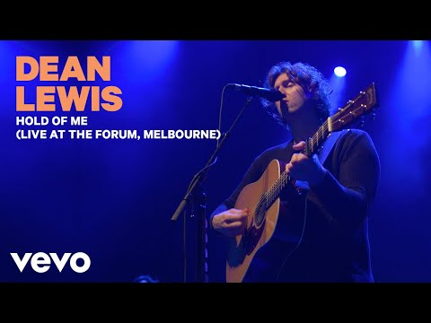 Dean Lewis - Hold Of Me (Live At The Forum, Melbourne)