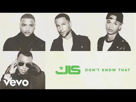 JLS - Don't Know That (Official Audio)