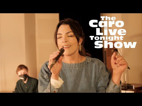Caro Emerald - Coming Back As A Man (The Caro Live Tonight Show)