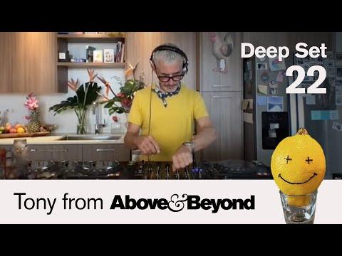 Tony from A&B: Deep Set 22 in Miami, Florida | 4 hour livestream DJ set [@Anjunadeep]