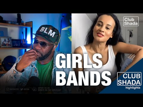 Girls band experiences | ft. RLynda | Club Shada