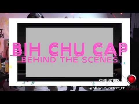 Emani Madewoman BTS #BIHCHUCAP VIDEOSHOOT