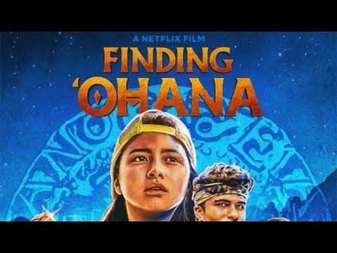 Finding Ohana - Netflix Film 2021
