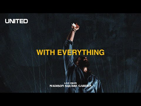 With Everything (Live from Madison Square Garden) - Hillsong UNITED