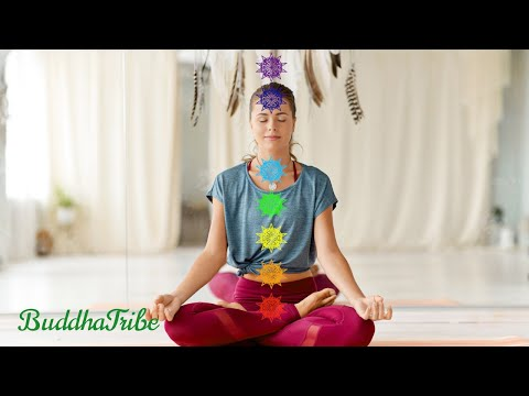 Relaxation Yoga Meditation, 7 Chakras Meditation Music, Background for Yoga, Stress Relief Music