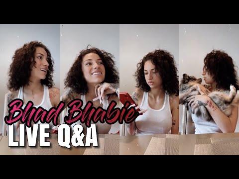 BHAD BHABIE - Live Q&A  | Danielle Bregoli
