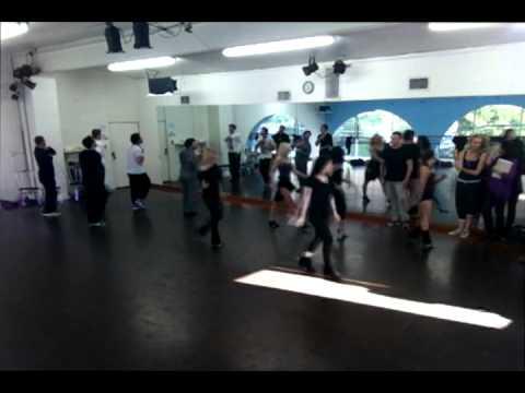 Opening dance  - DWTS Vegas.avi
