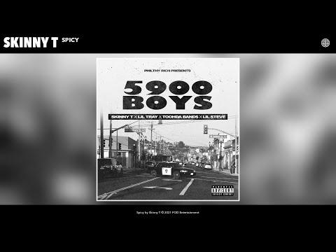 Skinny T - Spicy (Audio)
