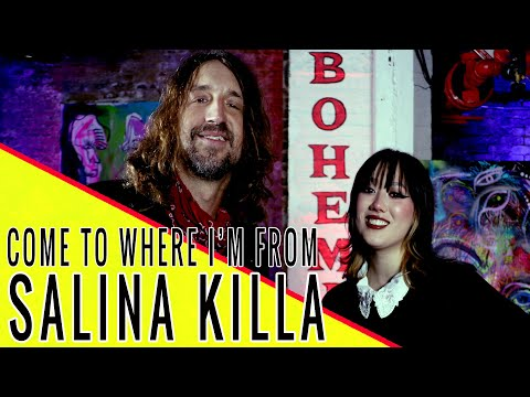 SALINA KILLA: Come to Where I'm From Podcast Episode #114