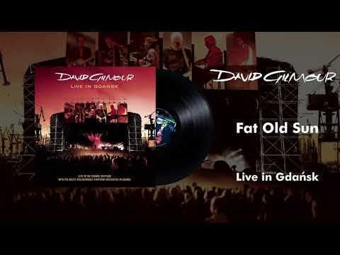 David Gilmour - Fat Old Sun (Live In Gdansk Official Audio)