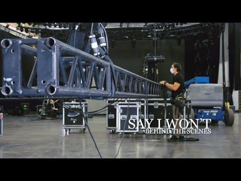MercyMe - Say I Won't (Behind The Scenes)
