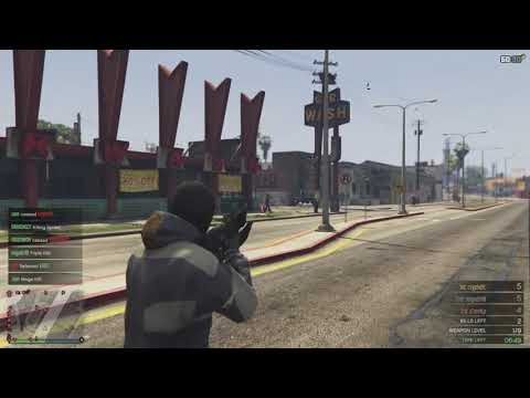 Grand Theft Auto 5 RP Deathmatch Ep.2