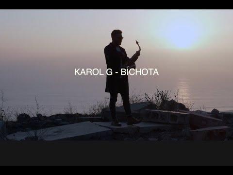 KAROL G - Bichota (Saxophone Cover by Samuel Solis) Musica para Estudiar - Relajar