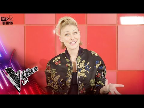 Chair Turners with Emma Willis | The Voice UK 2021