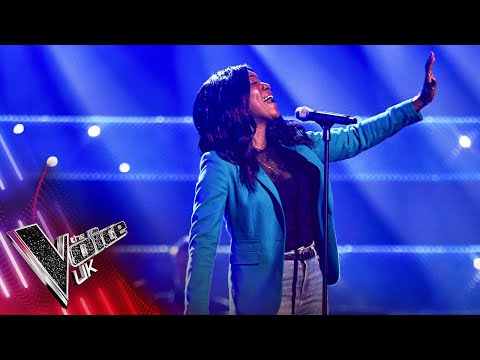 Adeniké's 'Get Here' | Blind Auditions | The Voice UK 2021