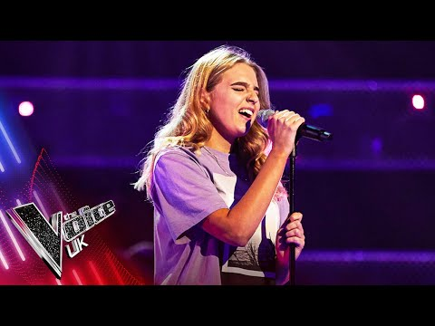 Julia Rose's 'Tiny Dancer' | Blind Auditions | The Voice UK 2021