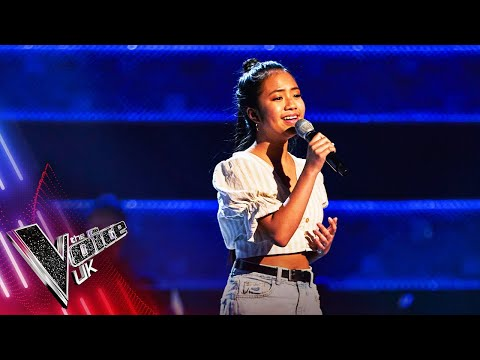 Gwenaelle's 'When We Were Young' | Blind Auditions | The Voice UK 2021