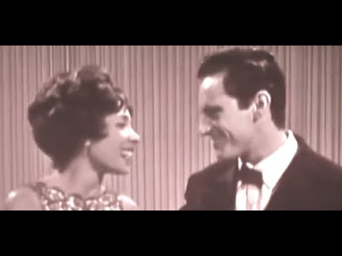 Shirley Bassey -  Lovely Way To Spend An Evening w/A.  Newley / Puh-Leeze Mr Brown (1960 TV Special)