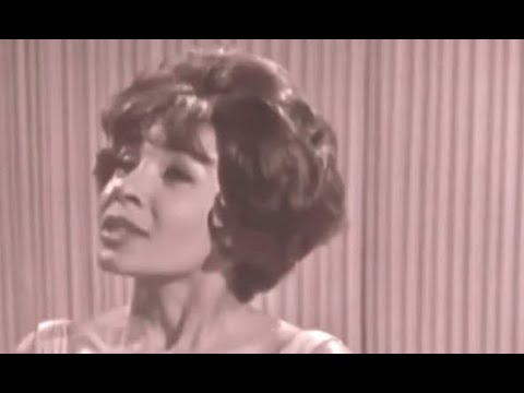 Shirley Bassey -  In The Still of The Night / They Can't Take That Away from Me (1960 TV Special)
