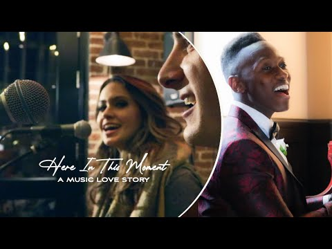 Here In This Moment: A Music Love Story ❤️ (Official Full Length Music Film / by Brian Nhira)