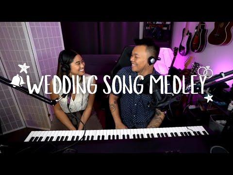 Wedding Songs Medley ft. my fiancée Alyssa Navarro   AJ Rafael #Jamuary
