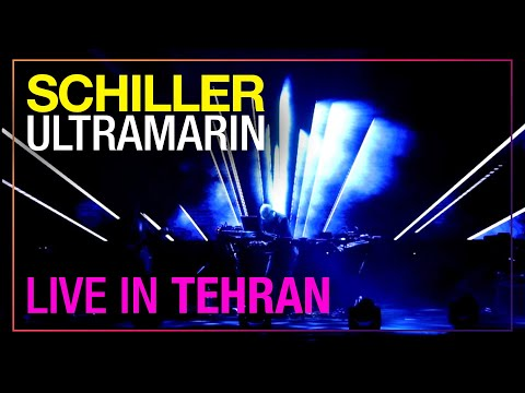 "SCHILLER: ""Ultramarin"" // Live in Tehran // PREVIOUSLY UNRELEASED"