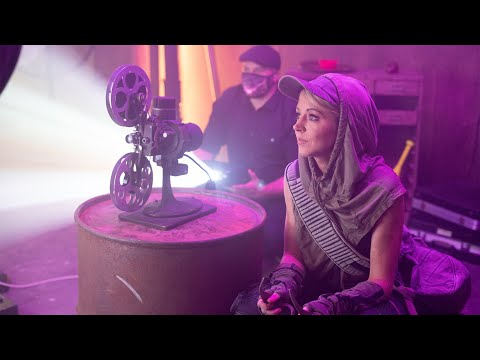 Lindsey Stirling - Lose You Now (Behind the Scenes)