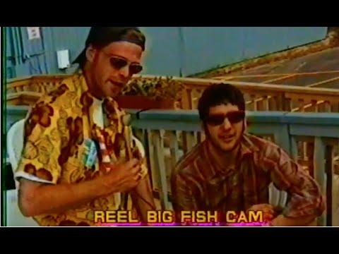 Reel Big Fish - Warped Tour 1997 Funny Interview
