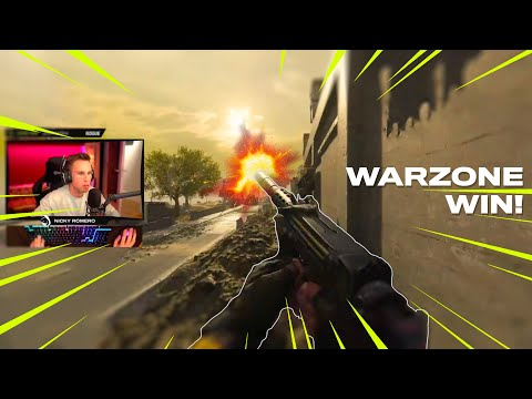 Warzone warmup WIN playing customs with FANS!!