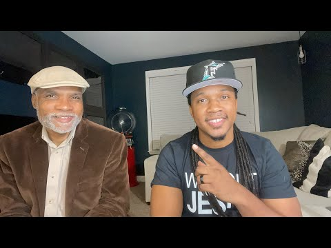 Uncle Reece Talks - hanging with my dad
