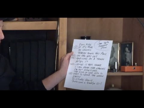 Freedy Johnston's All Requests Show Part II