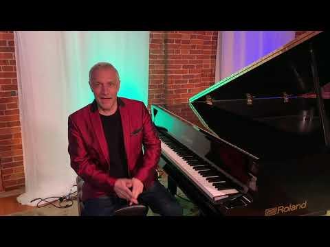 Welcome to My YouTube Channel - Jim Brickman aka America's New Romantic Piano Sensation ❤️