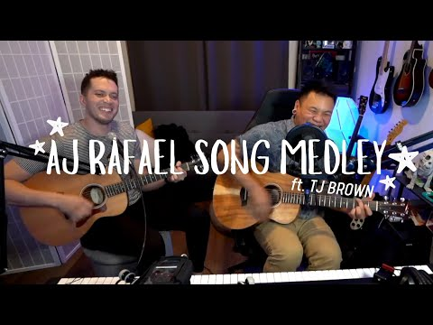 AJ Rafael Originals Medley ft. TJ Brown | Jamuary