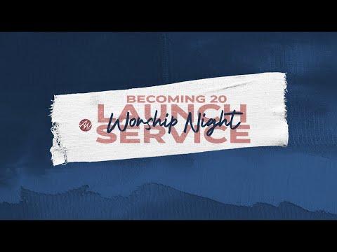 Worship night | Pastors JJ & Trina Hairston - Chris House | ANWA DC LAUNCH SERVICE