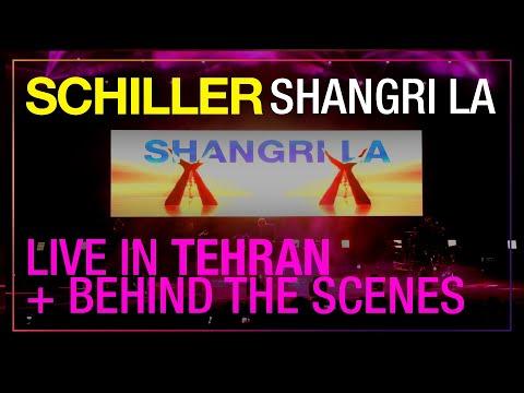 "SCHILLER: ""Shangri La"" // Live in Tehran + Behind the Scenes // PREVIOUSLY UNRELEASED"