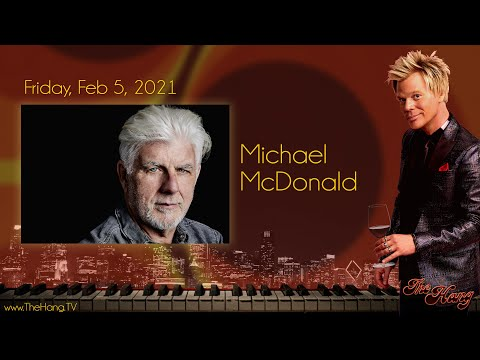 This Week: Michael McDonald on The Hang with Brian Culbertson