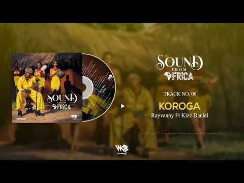 Rayvanny Ft Kizz Daniel - Koroga (Official Audio)