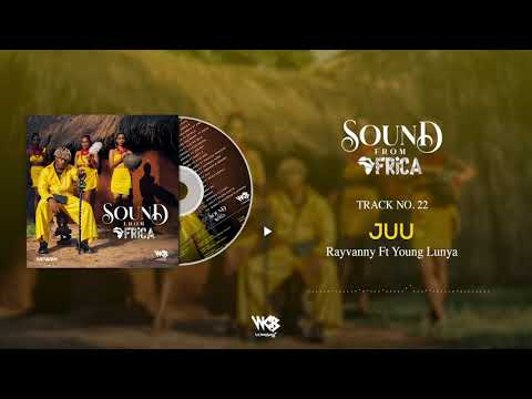 Rayvanny Ft Young Lunya - Juu (Official Audio)