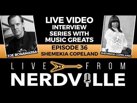 Live From Nerdville with Joe Bonamassa - Episode 36 - Shemekia Copeland