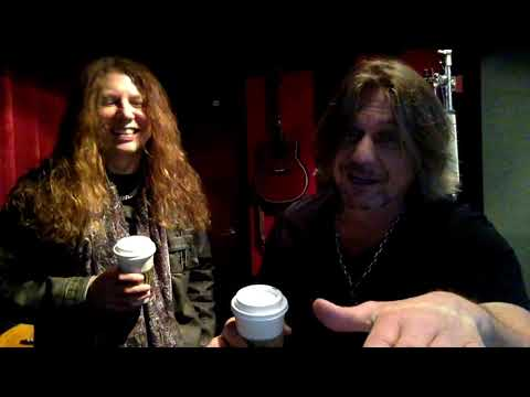 "STEELHEART - HIGH NOON WITH MILI""  & Special Guest.- HILARIOUS - A MUST SEE!!!"