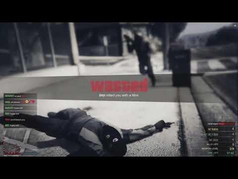 Grand Theft Auto 5 RP Deathmatch Ep.4