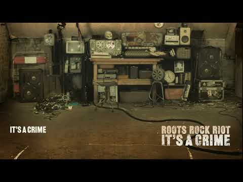 Skindred - It's A Crime (Lyric Video)