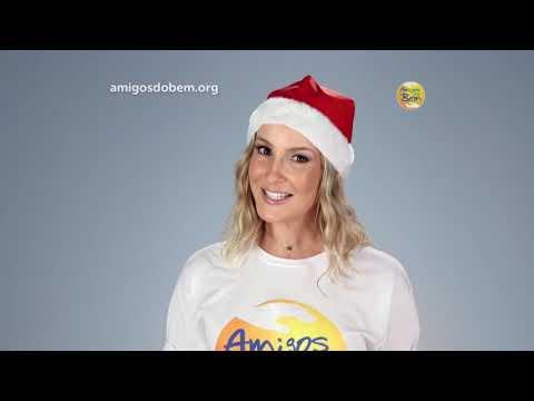 Claudia Leite - Amigos do Bem - Campanha de Natal