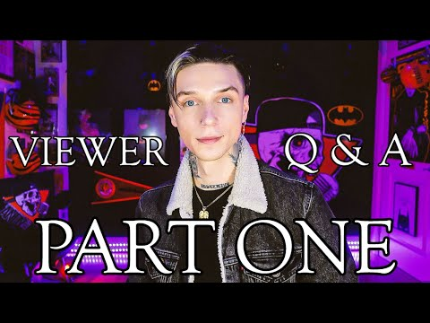 ANDY BLACK: VIEWER Q&A (PART I)