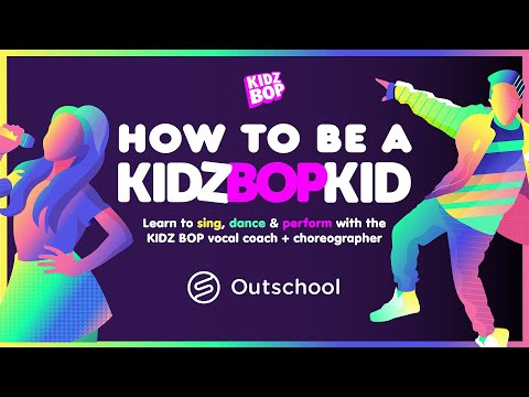 Learn 'How To Be a KIDZ BOP Kid' on Outschool!