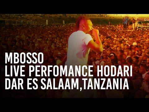 Mbosso live perfomance Hodari Dar es salaam,Tanzania