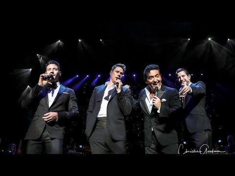 Live chat with Il Divo!