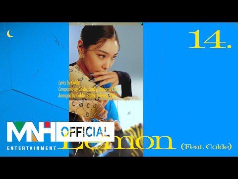 CHUNG HA 청하 The 1st Studio Album Audio Snippet SIDE C {UNKNOWN}