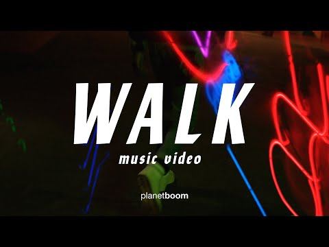 Walk | JC Squad | planetboom Official Music Video